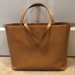 Vintage Kate Spade Large Tote Made In Italy